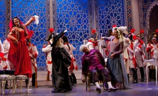 La ópera llega al Chapí con el Barbero de Sevilla