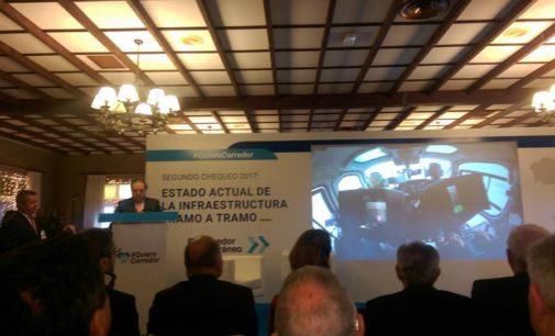 Los empresarios valencianos creen que las obras difíciles del Corredor Mediterráneo podrían comenzar en 2018