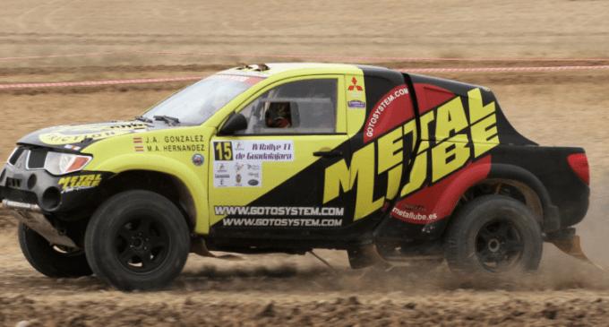 """Metal Lube Rally Team """"a por todas"""" en la última prueba nacional"""