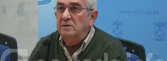Fallece el cronista gráfico de Villena, Miguel Flor Amat