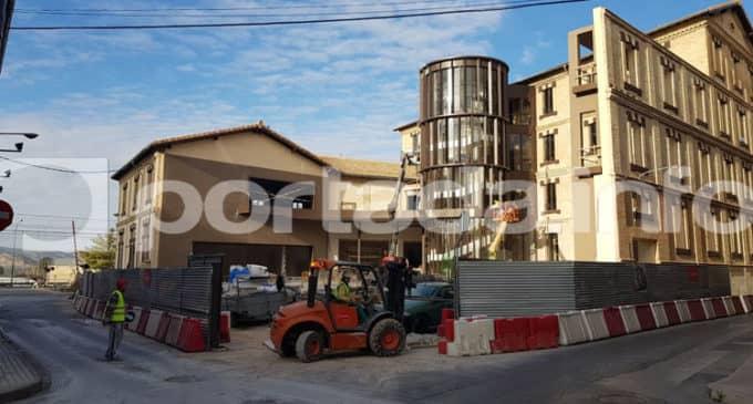 El Archivo Municipal de Villena se trasladará a los bajos del edificio de la Electroharinera