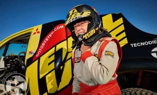 La villenense, Pochola Hernández, campeona de España de Copilotos de Rallyes TT