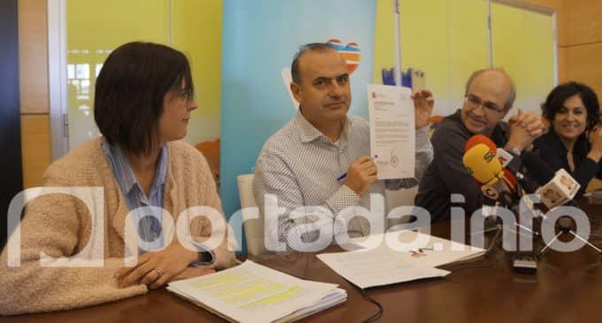 La asociación de Comerciantes de Villena se alza con el Premio Nacional de Centros Comerciales Abiertos