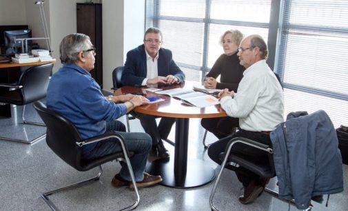 El Consorcio de Bomberos ve con buenos ojos el nuevo parque en Villena en el Prado de la Villa