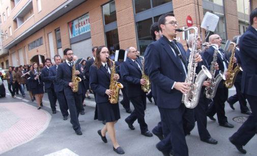 La Sociedad Musical inicia este fin de semana los actos en honor a Santa Cecilia