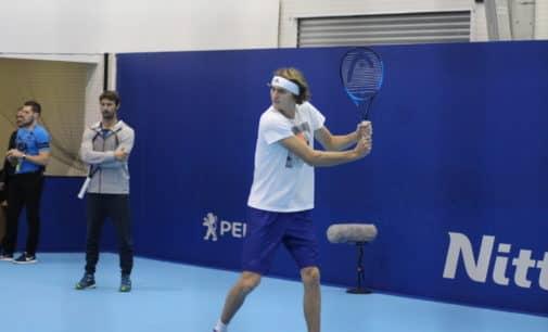 Ferrero sobre Zverev en el torneo de Londres: «Venimos con la intención de ganar el torneo»