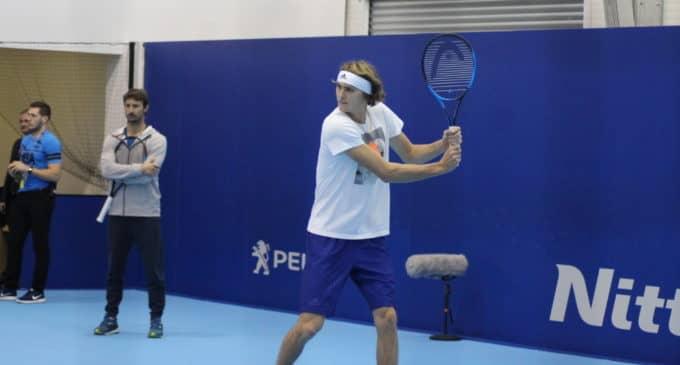 """Ferrero sobre Zverev en el torneo de Londres: """"Venimos con la intención de ganar el torneo"""""""