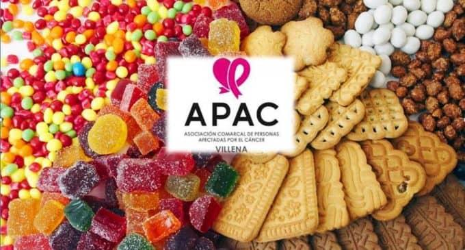 Recogida de dulces en APAC