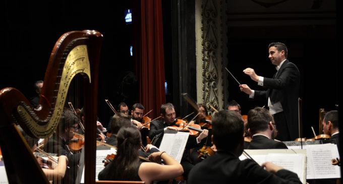 El Teatro Chapí recibe el 2018 con el tradicional concierto de Año Nuevo