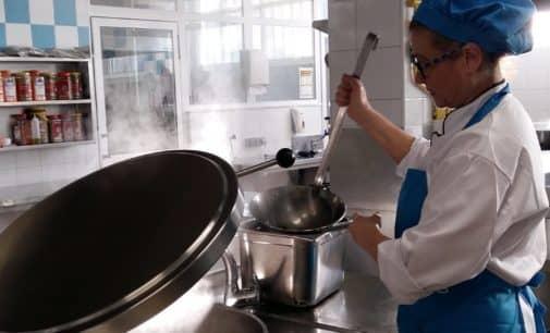 A partir del 1 de diciembre, la cocina del Hospital de Elda en pleno funcionamiento