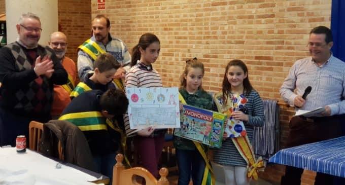 Los Moros Nuevos dan la bienvenida a la Navidad con el concurso de dibujo infantil