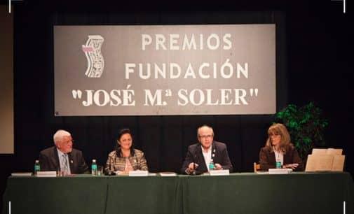 """La Fundación Municipal """"José María Soler"""" informa que el próximo 21 de mayo finaliza el plazo de presentación de los Premios de Investigación e Iniciación a la Investigación José María Soler en sus distintas modalidades."""