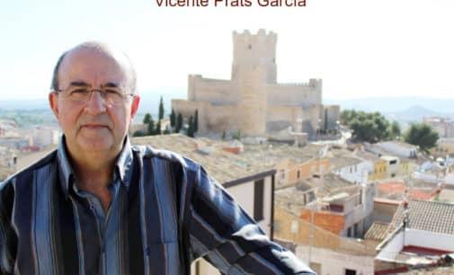 """La comparsa de Estudiantes presentará el libro ganador del XV Premio de Ensayo e Investigación """"Faustino Alonso Gotor"""" de Vicente Prats García"""