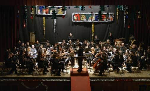 La Sociedad Musical termina el año con el concierto de Navidad