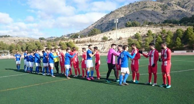 El Villena CF, imparable con la goleada al Petrelense