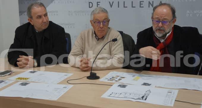 Los amigos de la iglesia  de Santiago acometerán la reforma interior de la torre en febrero