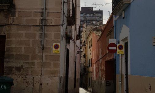 El PSOE propone reubicar en los espacios municipales de la plaza de Santiago las dependencias del Ayuntamiento