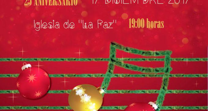 Concierto navideño organizado por AAVV La Paz