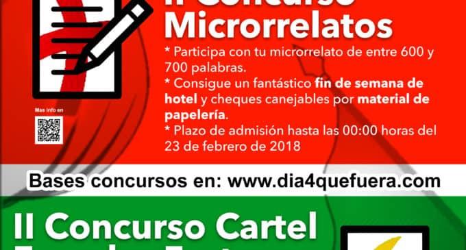 La Junta Central de Fiestas convoca la segunda edición de los concursos de Microrrelatos y Cartel del Ecuador Festero 2018