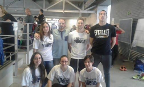 Intenso fin de semana para el Club Natación Villena Alto Vinalopó en el  trofeo Costa del Azahar y control de marcas provincial