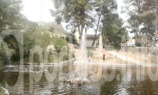 Medio Ambiente prevé invertir 6.000 € en 2018 en la remodelación del hoyo de Las Virtudes