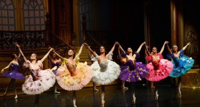 """Con """"La Bella Durmiente"""" del Ballet de Moscú el Teatro Chapí de Villena abre su programación de Navidad"""