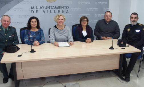 El nuevo protocolo de actuación contra la violencia de género se presentará en Villena el jueves