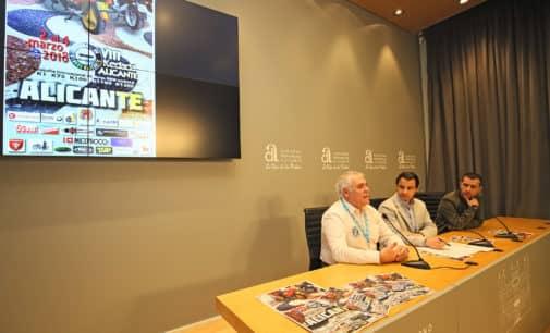 «Moteros de todo el mundo se darán cita en marzo en la provincia para participar en la 'VIII Kedada Alicante»