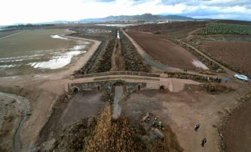 Aplazan durante unos meses la visita al puente del Salero