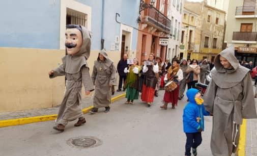 El barrio de San Antón calienta motores para los días  grandes