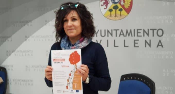 Villena iniciará en marzo una «lanzadera de empleo»