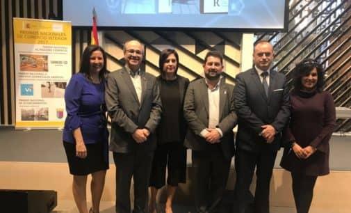 La asociación de comerciantes recoge en Madrid el Premio Nacional de Comercio Interior 2017