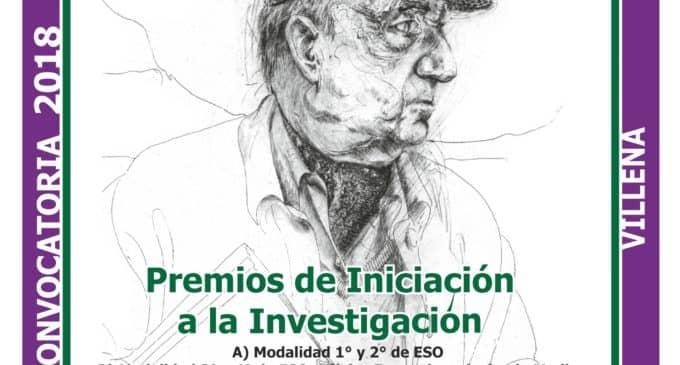"""La Fundación """"José María Soler"""" convoca los Premios de Iniciación a la Investigación y los Premios a la Investigación 2018"""