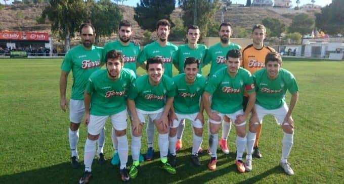 Derrota del Villena CF en Rojales