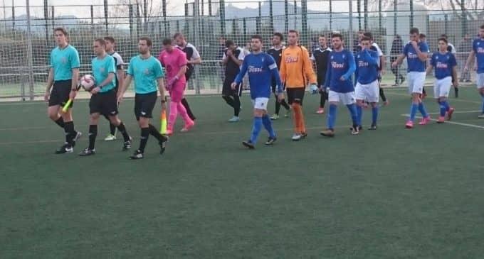 Empate entre el Villena y el Villajoyosa en un gran partido