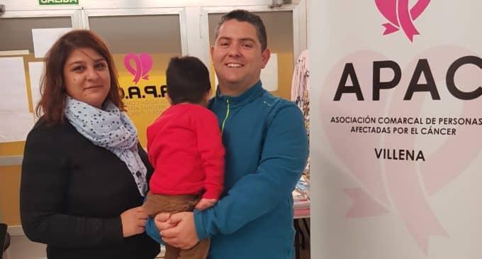 APAC inicia una acción social para que Daniel pueda recibir tratamiento en Italia