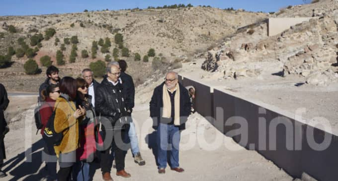 Cabezo Redondo, un yacimiento arqueológico más accesible
