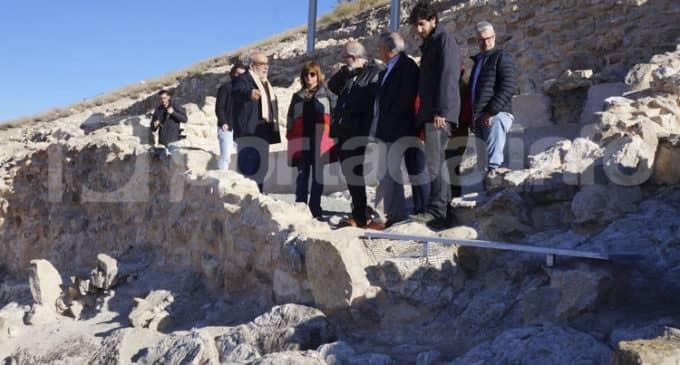 Diputación  aprueba la ayuda para  el Centro de Interpretación del Cabezo Redondo