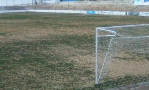 El PP alerta de que el campo de fútbol de La Solana  estará inutilizado toda la temporada