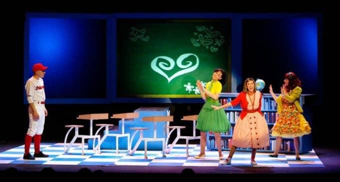 La Cenicienta, el musical al ritmo de los 50 llega al Teatro Chapí