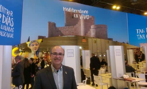 Villena busca adherirse a la marca « Mediterranew Fest,»