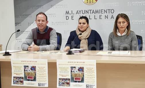 Las Bibliotecas de Villena ponen en marcha un proyecto para trabajar la diversidad social