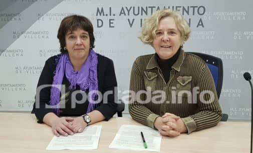 La agente de Igualdad, Mari Cruz Plá,  desarrollará su trabajo en la calle El Hilo de Villena