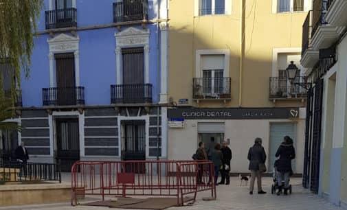 El PP pide la remodelación integral de la plaza Las Malvas