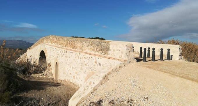 El Salicornio y el Ayuntamiento organiza una visita al puente del Salero o puente Alto