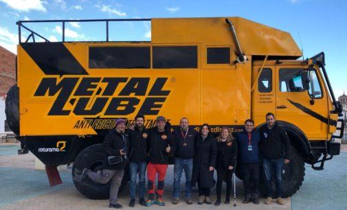"""Metal Lube Rally Raid Team en el """"VI Ruta Solidaria de Huéscar»"""