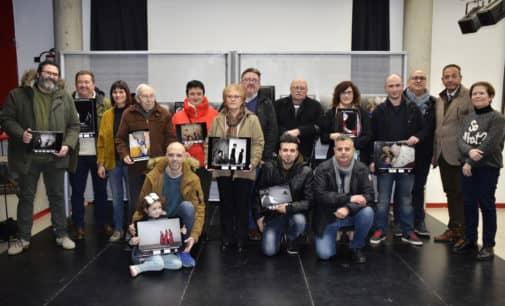 Entrega de premios del concurso de fotografía de Navidad y Reyes