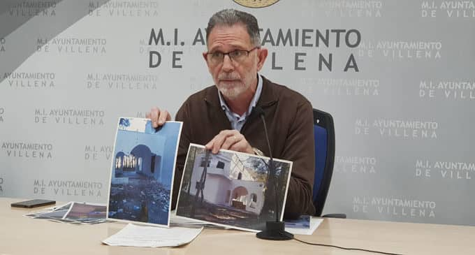 El PP alerta del mal estado de las viviendas municipales del paraje Las Cruces