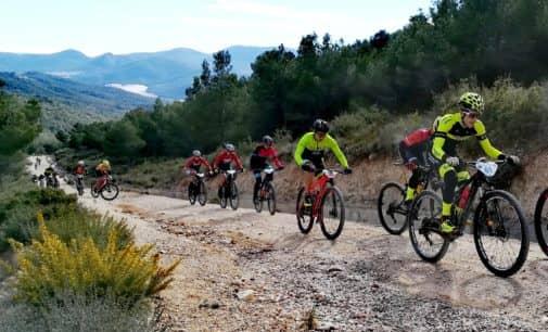 440 ciclistas  se dieron cita en la Atalaya Bike Race