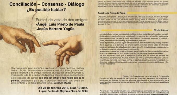 La Sede Universitaria organiza un coloquio sobre conciliación